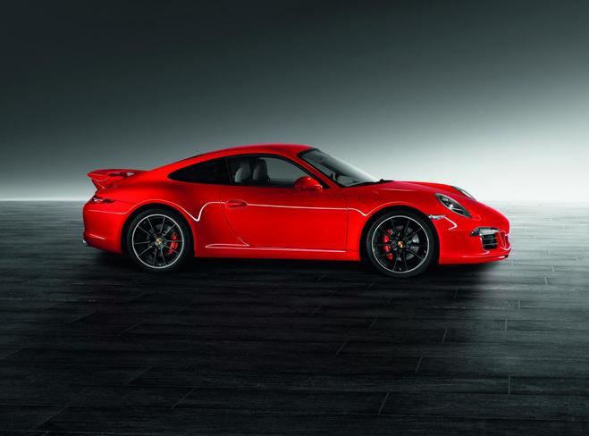 Porsche : voici la 911 S Powerkit