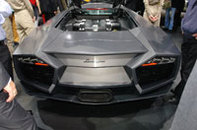 Direct Francfort, Lamborghini Reventón: tuning officiel
