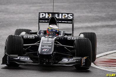 Formule 1 - Williams: Des débuts mouvementés pour la FW31