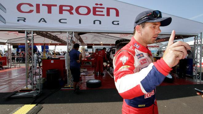 WRC Agentine Final : Loeb plus fort que la malchance