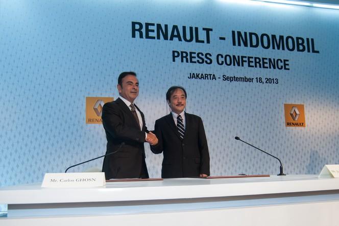 Renault mise sur l'Indonésie