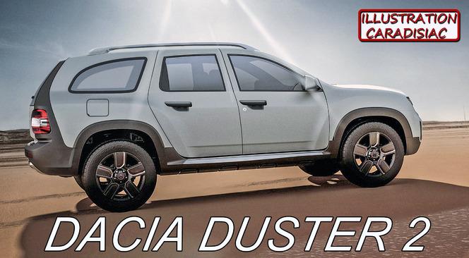 Nouveau Dacia Duster, il arrive fin 2016 !
