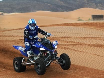 3ème Enduro Ipone Maya : Damien Miquel (moto) et Joel Bontoux (quad), vainqueurs