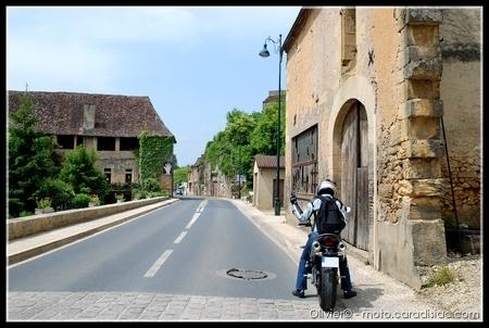 La Dordogne à moto : Au cœur du Périgord