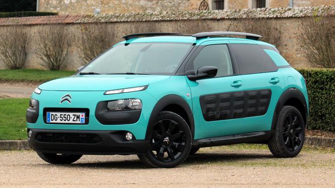 Essai - Citroën C4 Cactus BlueHDi 100 : bien de son temps