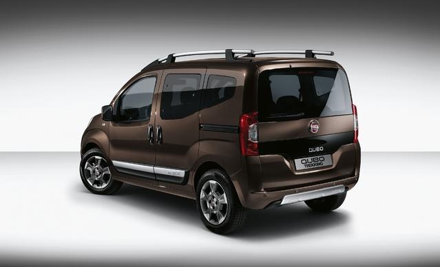 Fiat commercialise le Qubo restylé