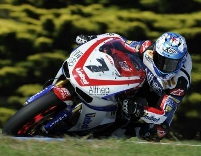 Superbike - Test Phillip Island D.1: Carlos Checa en a encore dans la poignée