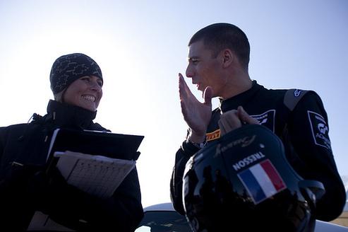 GT Academy 2010 : vas-y Jordan Tresson !