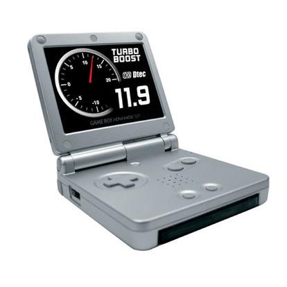 Mettez une Game Boy dans votre moteur