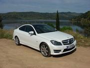 Essai - Mercedes Classe C Coupé : la berline a enfilé le survêt'