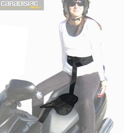 Veector Pan Belt… une nouvelle génération de ceinture passager…