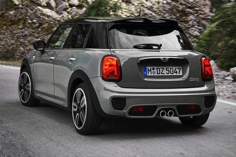 La Mini se plie à toutes les envies, avec des moteurs de 75 à 231 ch.