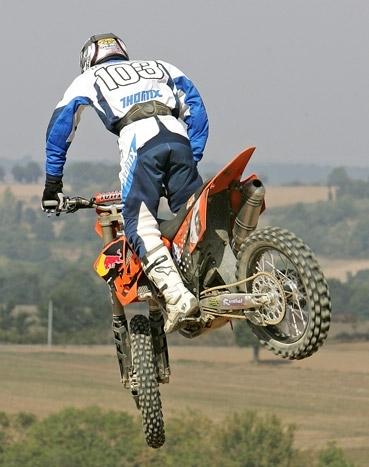 Les Français gagnent en Grand-Prix cross depuis 30 ans.