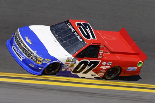 Michel Disdier, pilote français de ... NASCAR