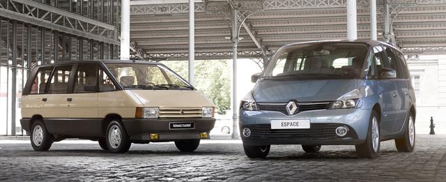 Renault Espace restylé: enfin les détails!