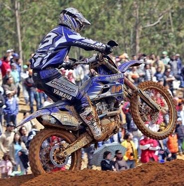 Cairoli s'impose pour sa première course en MX1