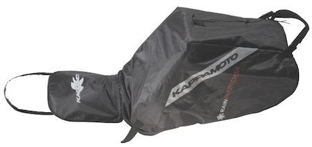 Tablier Kappa SK203: pratique et simple pour rester au sec