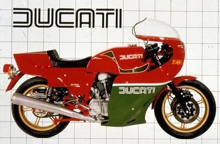30 ans déjà : La Ducati 900 Mike Hailwood Réplica