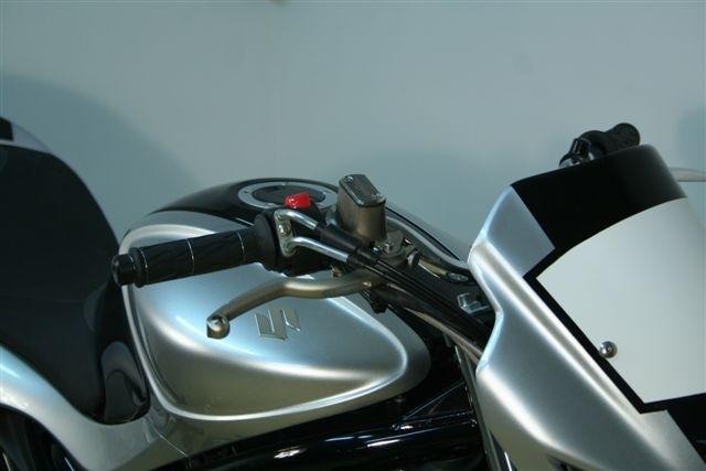 Twin Cup : l'intégration du Suzuki Gladius Trophy