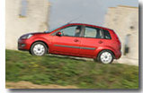 Ford Fiesta millésime 2006