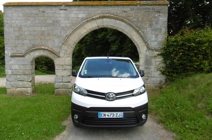Essai – Toyota ProAce: le troisième larron