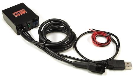 Get: nouveau boîtier électronique pour avoir le Power