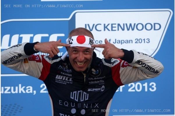WTCC - Yvan Muller une 4è fois champion du monde!