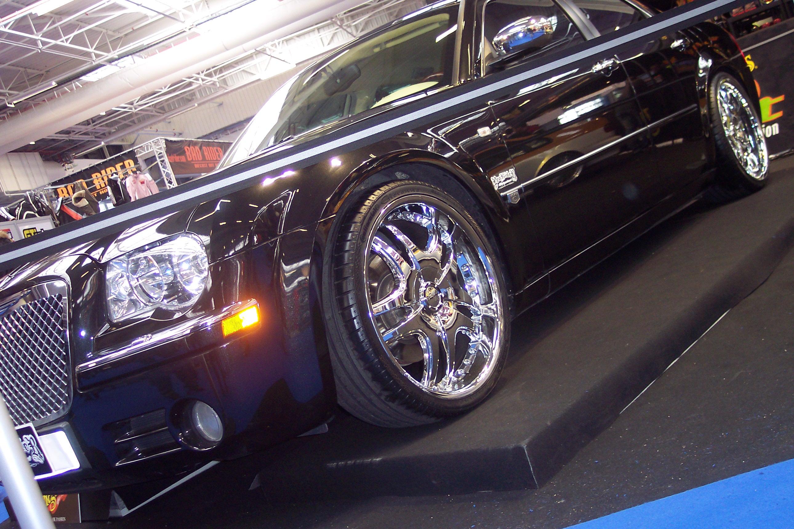 Chrysler 300C, nouveau
