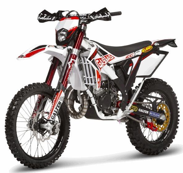 Nouveauté Moto : Gas Gas Factory 125 EC Factory série limitée à 30 exemplaires