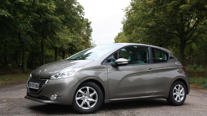 Essai - Peugeot 208 1.0 VTI 68 ch : rat des villes