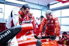 Sebastien Vettel arrive chez Ferrari avant de faire ses adieux à Red Bull