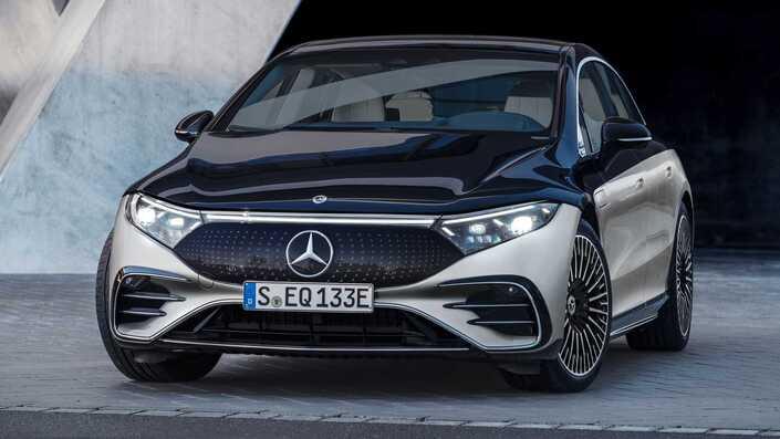 Mercedes EQS (2021) : tout savoir sur la Classe S électrique