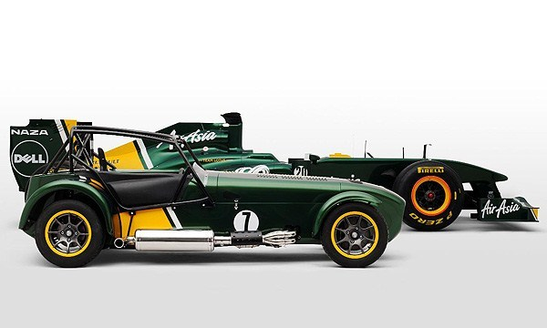 Caterham change de patron