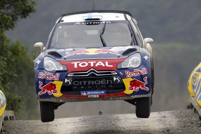 WRC Nlle-Zélande Jour 2 : Loeb résiste à Hirvonen, Citroën fige les positions