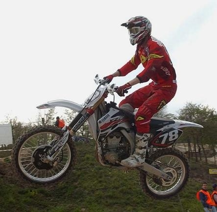 Demaria s'impose au Danemark en MX3