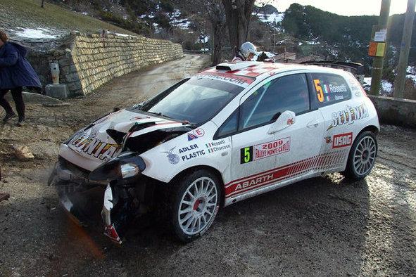 IRC Monte Carlo Jour 1 : Hanninen et Skoda surprennent