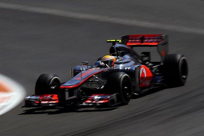 F1 GP d'Europe - la qualif' : et Sebastian Vettel jaillit