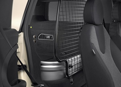 Voici la Mini Clubvan, le 1er utilitaire chic