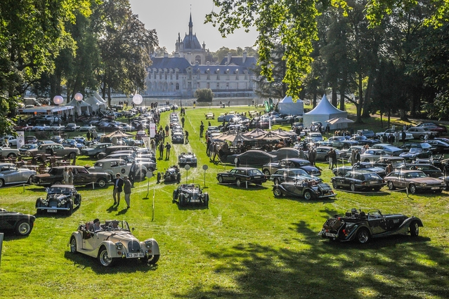 Chantilly Arts & Elegance: un week-end fou!