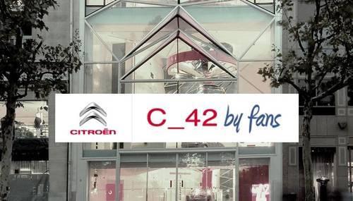 Les fans de Citroën aux commandes de la prochaine saison du C_42 !