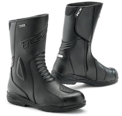 TCX X Five Plus Gore-Tex: pour rouler les pieds au sec.