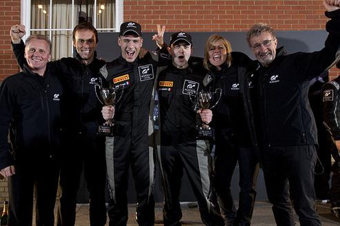 Nissan GT Academy 2010 : Jordan Tresson (FR) et Luca Lorenzini (IT) vainqueurs !!!