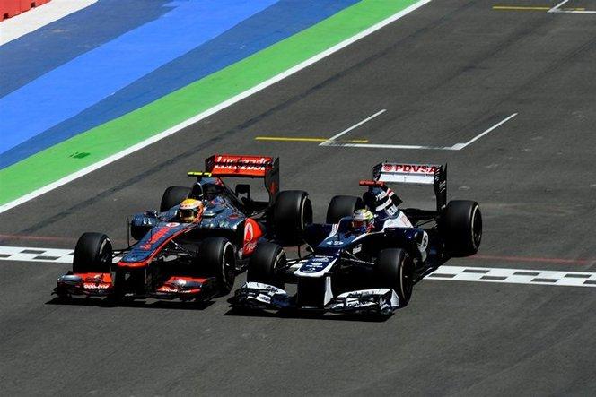F1 GP d'Europe : la maestria d'Alonso fait chavirer l'Espagne