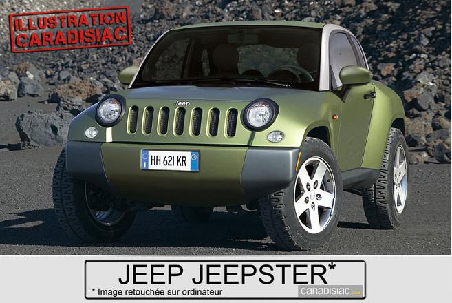 Une mini-Jeep pour 2014