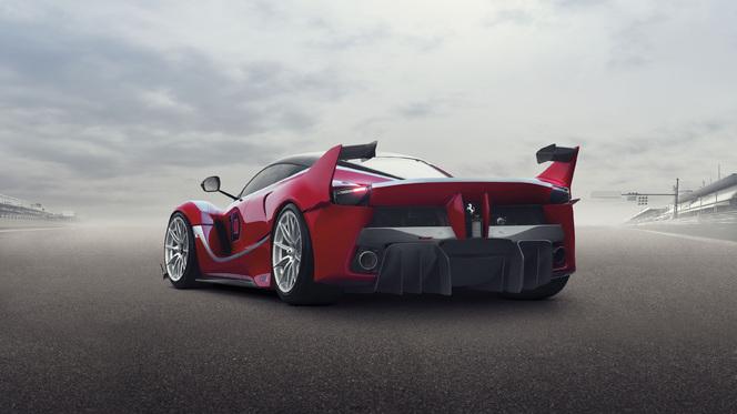 Ferrari LaFerrari FXX K : double X fait son retour avec 1050 ch