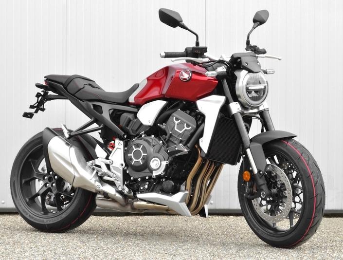 Top Block et Aerodynamics équipent la Honda CBR1000R (2018)
