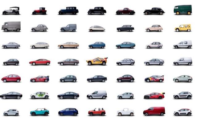 49 véhicules sont à ce jour répertoriés. La liste sera progressivement enrichie.