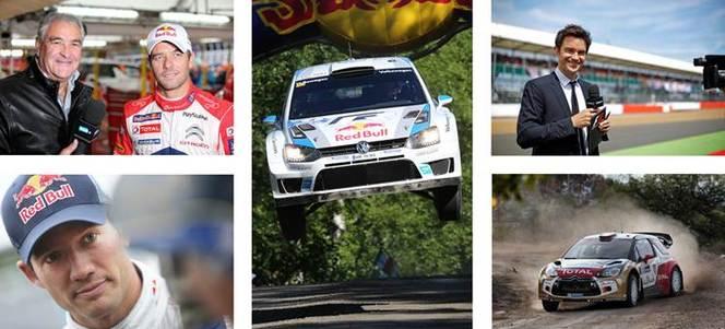 WRC - Le Rallye de France 2013 sur Canal+!