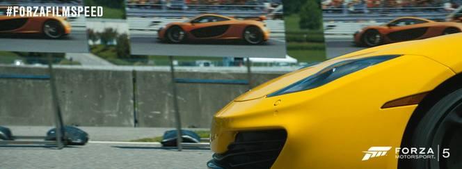 Forza Motorsport 5 : l'art de la vitesse en vidéo avec Forzaspeed