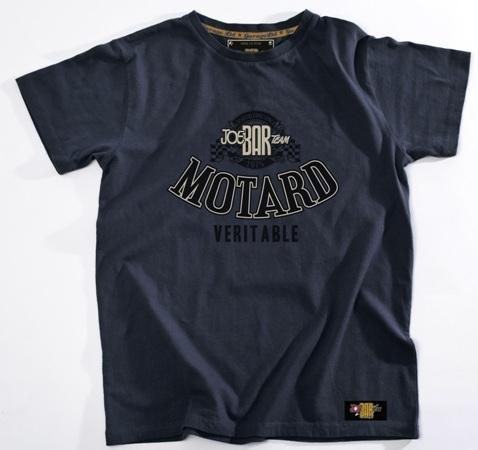 Collection 70's pour les tee-shirts du Joe Bar Team.